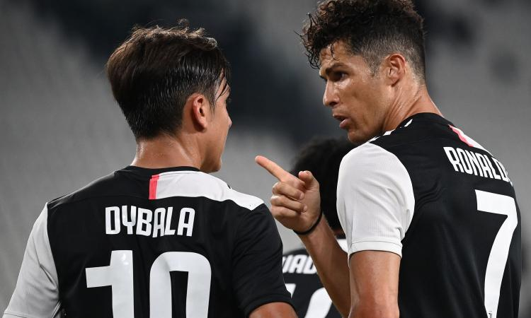 Juve: Dybala falso 9, l'ultima idea di Pirlo. Per il rinnovo c'è da aspettare