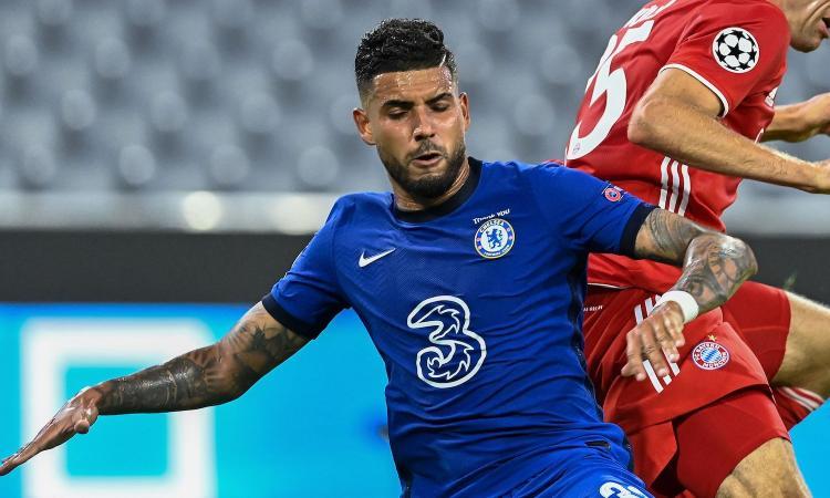 La Juve non molla Chiesa ma ora stringe per Emerson Palmieri col Chelsea, che propone Marcos Alonso
