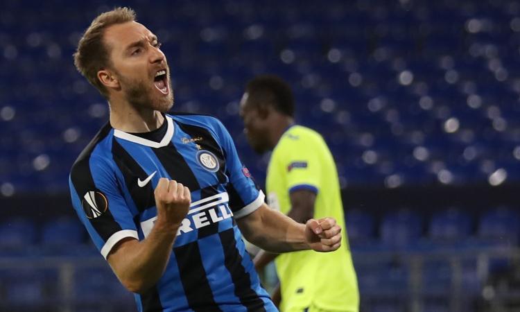Inter, Sanchez out 'aiuta' Eriksen: può tornare quello del Tottenham