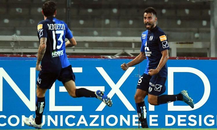 Chievo in semifinale playoff: 1-1 con l'Empoli dopo 120' (e tre rigori sbagliati), decisivo Garritano