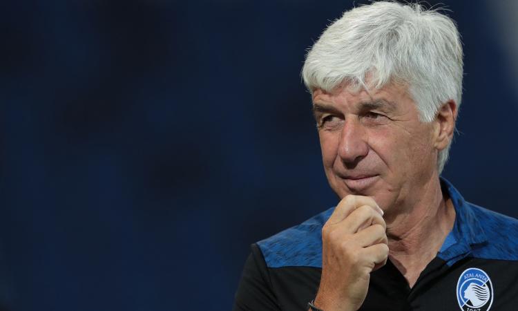 Atalanta, Gasperini: 'Ilicic si allena, ma i tempi non sono rapidi. Miranchuk e Lammers? Affollamento davanti'