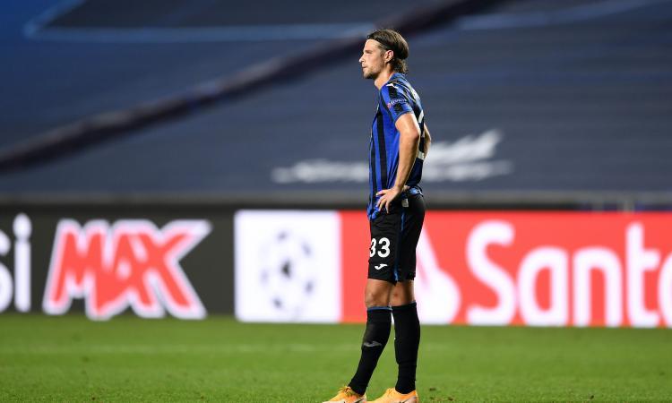 Atalanta, anche un attaccante lavora a parte in vista della Fiorentina