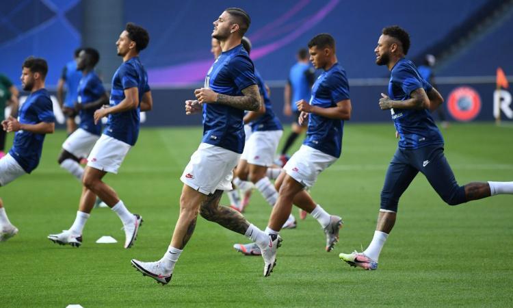 L'Equipe stronca Icardi: 'Condizioni disastrose, può giocare una gara di alto livello?'. Col Lipsia rischia la panchina