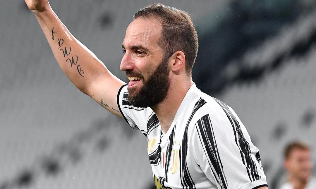 Higuain-Juventus, storia di un amore in due atti
