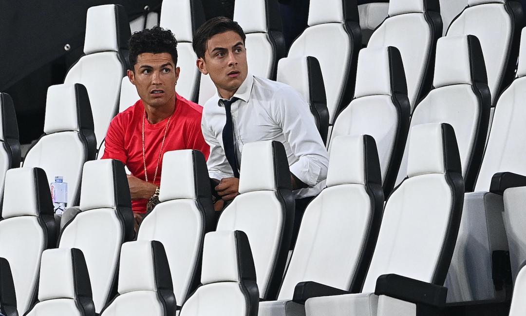 Ronaldo o Dybala? Destini incrociati