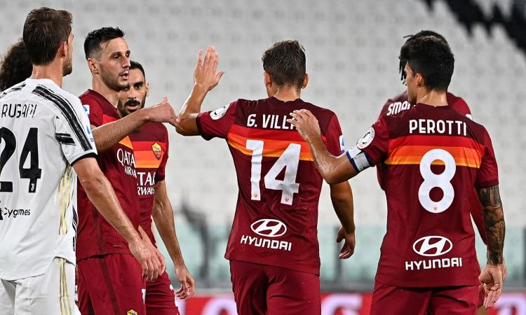 Zaniolo incanta, la Roma passa 3-1 in casa della Juve
