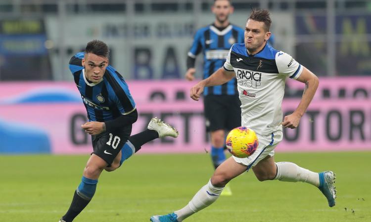 Inter-Atalanta: Lautaro finalizza il triangolo con Lukaku VIDEO