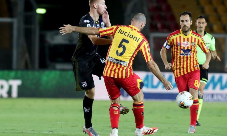 Serie B: Benevento-Lecce, pari senza gol