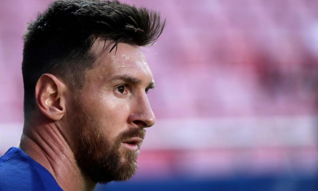 Messi all'Inter: missione nazionale