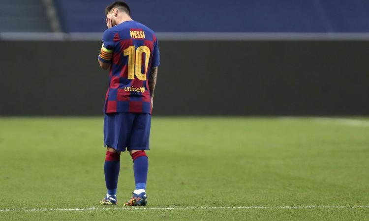 Conferme dall'Argentina: 'Messi apre all'addio, l'Inter lo vuole'. E il prezzo crolla