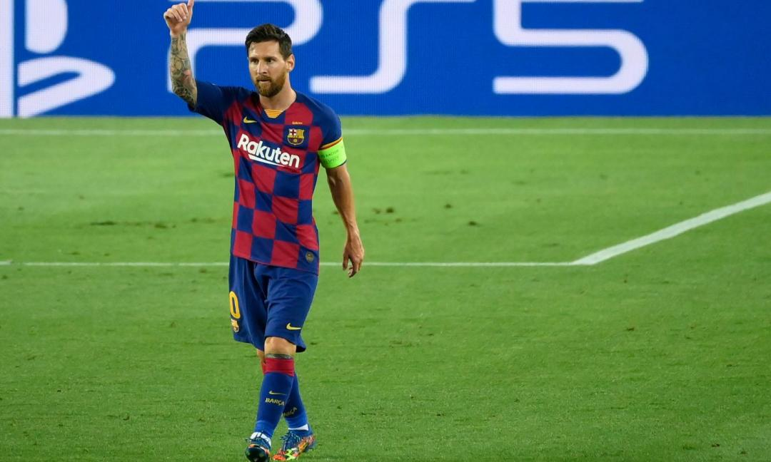 Messi, è ora di cambiare aria: c'è l'Inter che ti aspetta