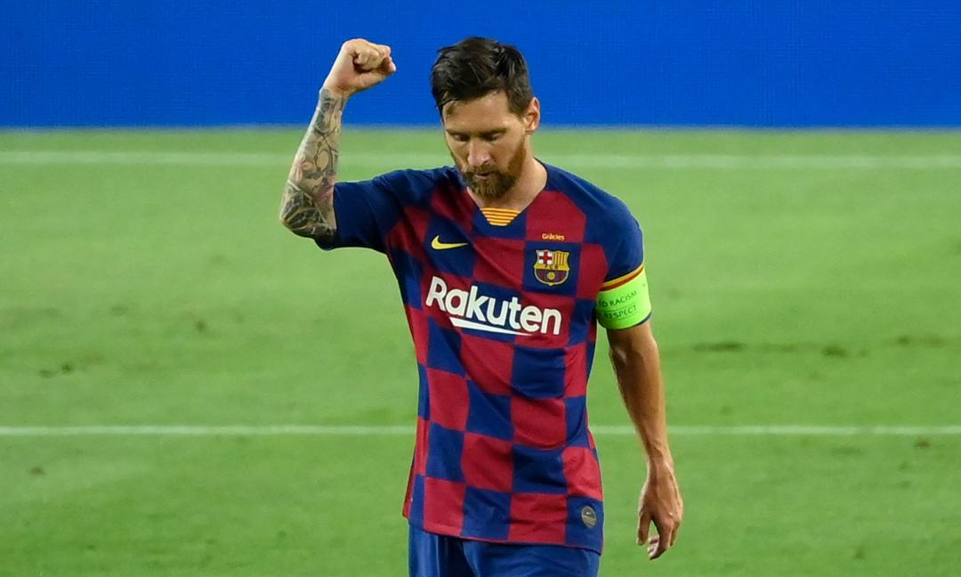 Messi andrà all'Inter?