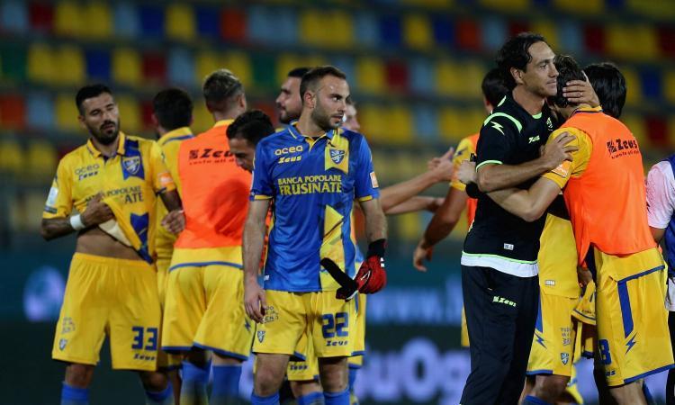Incredibile Frosinone: sotto 2-0 rimonta il Cittadella, il 3-2 di Ciano arriva al 121'! Ora sfida al Pordenone