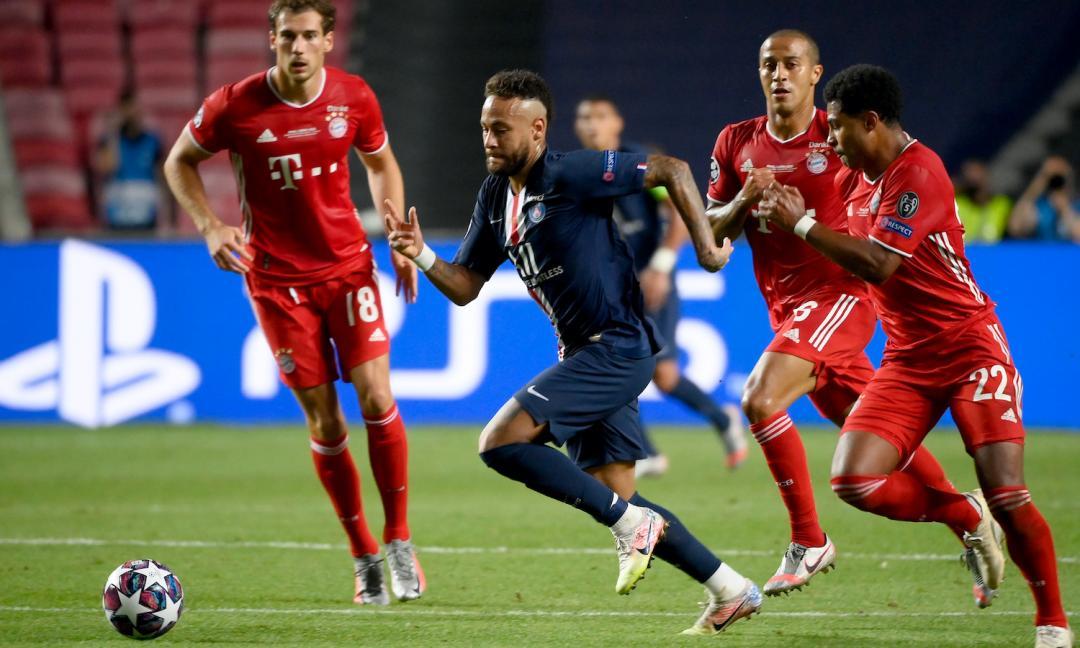 Tutto sui fondamentali tattici di Bayern-PSG