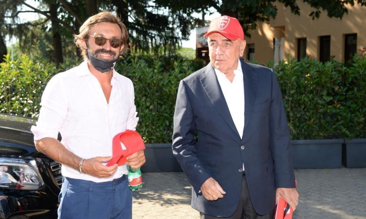 Monza, Galliani: 'Ibra? Se andremo in Serie A magari ci faremo un pensierino...'