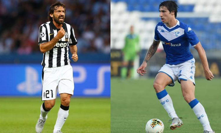 I paragoni (impropri) e i percorsi comuni, Pirlo cambia il futuro di Tonali? Ma l'Inter...