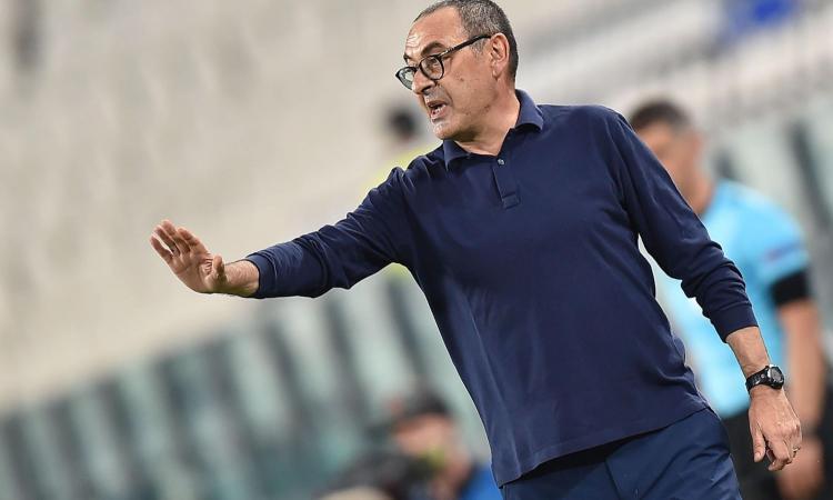 Juventus: le ultime su Sarri