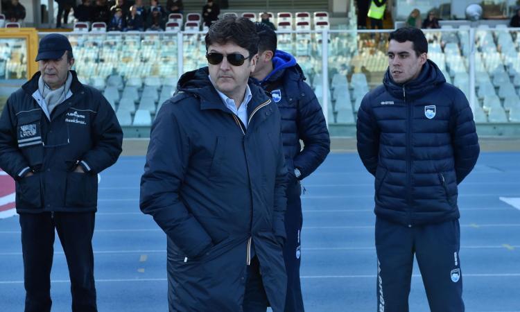 Serie B, l'Asl blocca il Pescara fino al 26 aprile: rinviate le gare con Entella, Cosenza e Reggiana