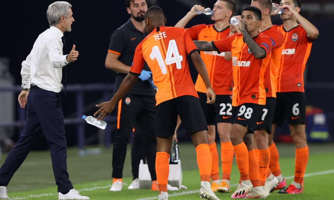 Inter, occhio allo Shakhtar: sono forti!
