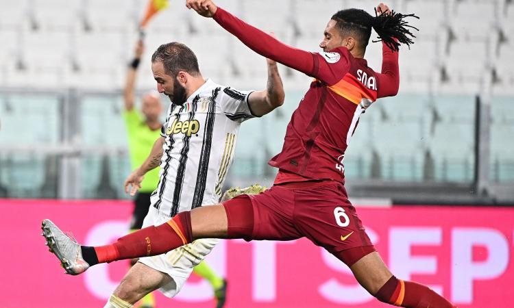 Smalling, l'Inter sfida la Roma