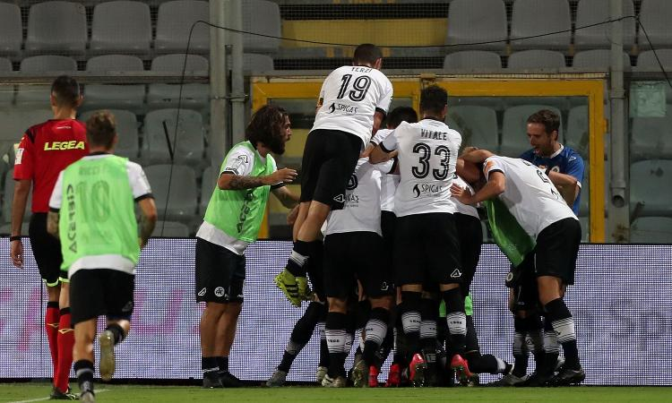 Lo Spezia ribalta 3-1 il Chievo e vola in finale playoff di Serie B contro la vincente di Pordenone-Frosinone