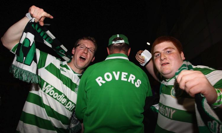Shamrock Rovers, Bradley: 'Milan? Ospiteremo la regalità del calcio, ma crediamo di poter vincere'