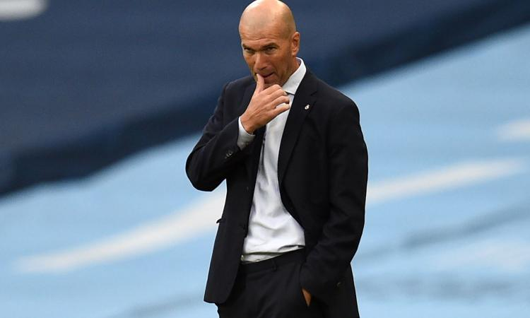 Zidane, osservato speciale nel Milan