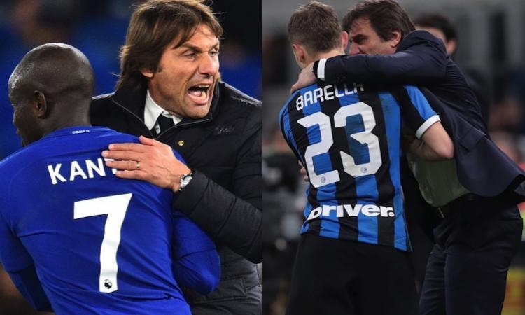 Inter, le qualità richieste da Conte che ha Kanté e non Eriksen