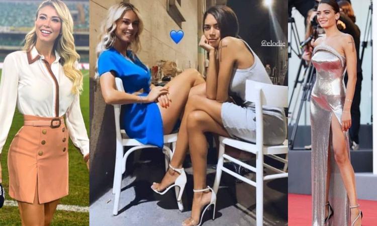 Diletta ed Elodie regine dell'estate: lo scatto che fa impazzire il web e tutte le FOTO!