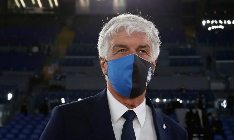Atalanta, Gasperini: 'Priorità al Napoli in Coppa, a qualcuno dà fastidio vederci lì in classifica. Hateboer...'