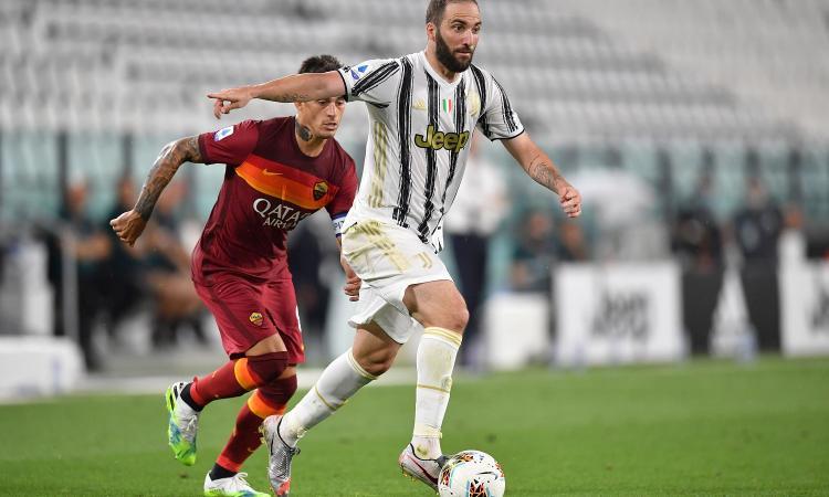Ag. Higuain: 'Addio deciso solo dalla Juve, ci aspettavamo una chance da Pirlo. Suarez e Dzeko? Guardate le statistiche...'