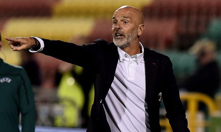 Milan, Pioli: 'Ero preoccupato, ora sappiamo che possiamo vincere ogni partita. Ibra è troppo intelligente'