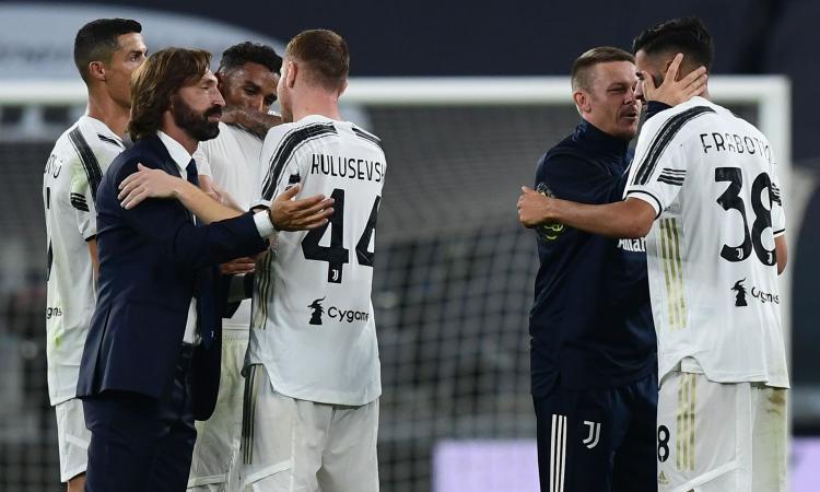 Roma-Juventus: per Pirlo primo banco prova dove Sarri vinse. Kulusevski non sente la pressione, e Dzeko cosa fa?