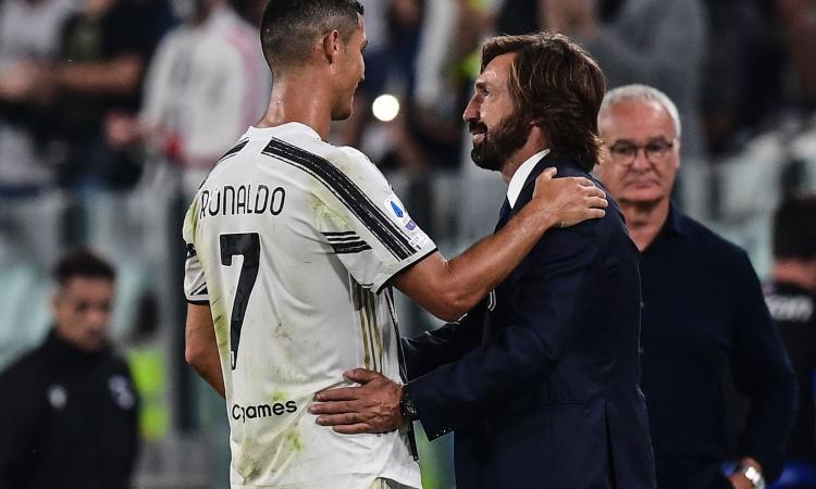 Pirlo, una vittoria a Roma per ribadire che la Juve si può battere solo in tribunale