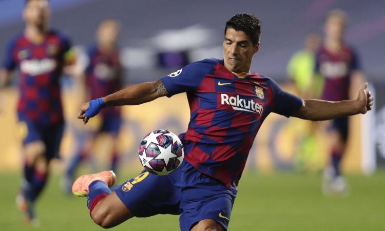 'A Suarez basta un esamino per poter giocare nella Juve, mentre mio figlio che ha il padre italiano...'