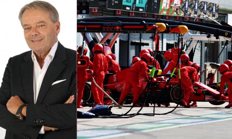 Turrini a CM: 'Ferrari, che strazio, da carriola a gambero. Binotto imitato da Crozza e la Serie A come Jurassic Park'