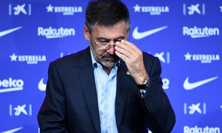 Crisi Barcellona, Bartomeu pensa alle dimissioni: Covid, protesta contro il governo e risultati, le motivazioni