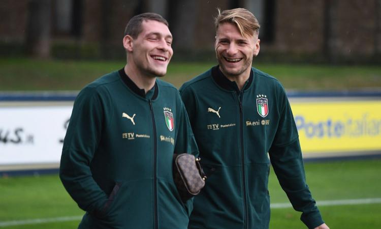 Euro 2020, l'Italia rischia con la Turchia: il primo gol di Immobile…