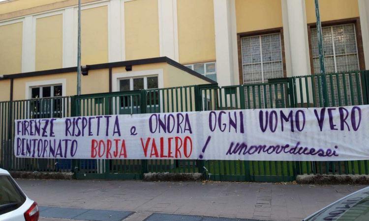 Fiorentina, i tifosi stanno con Borja Valero: 'Firenze rispetta ogni uomo vero'