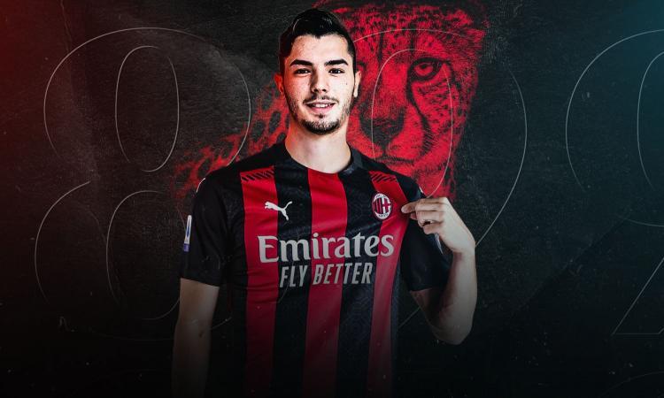 Milan, UFFICIALE: preso Brahim Diaz. Ha scelto la maglia numero 21