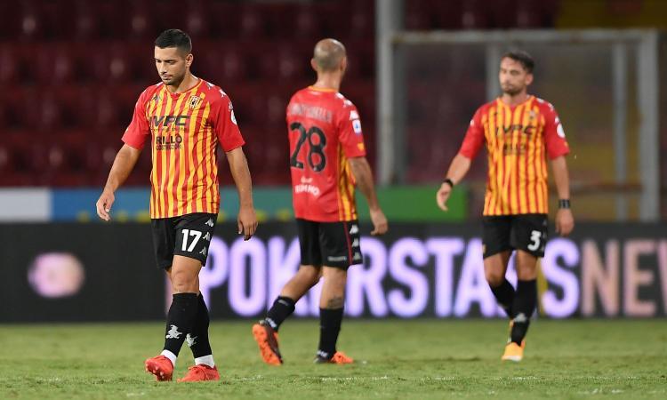 Benevento, le pagelle di CM: Caprari furia da ex. Caldirola crolla