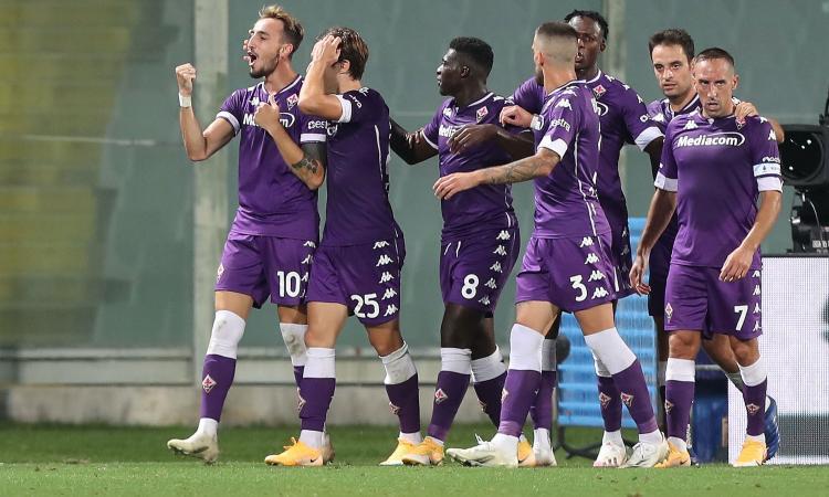 Castrovilli lancia la Fiorentina: 1-0 al Torino nella prima della nuova Serie A