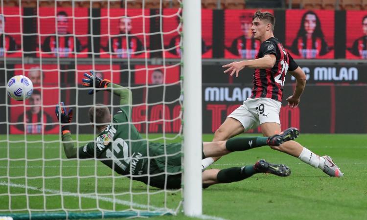 Milan-Bodo/Glimt, le pagelle di CM: Calhanoglu disegna calcio, Gabbia insicuro. Colombo sembra Vieri, che Hauge!