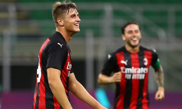 L'apprendista Colombo: le offerte dall'estero, il Borussia Dortmund e il rinnovo, il Milan ha le idee chiare