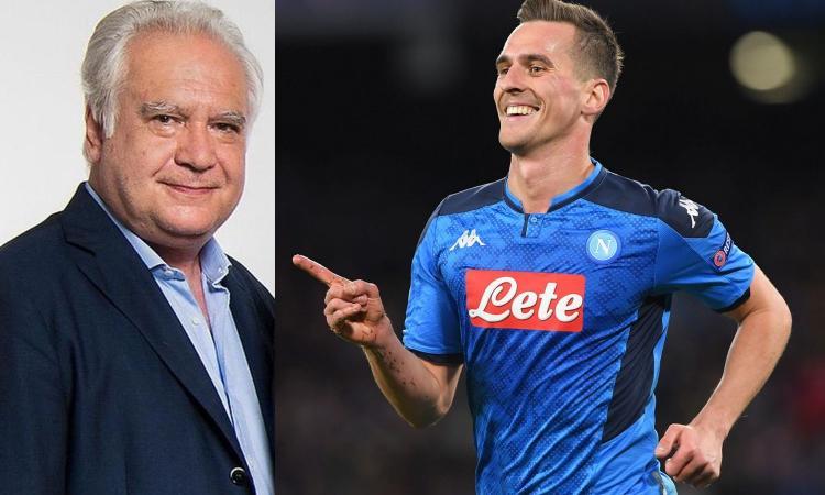 Un cappuccino con Sconcerti: Roma, Milik è un colpo formidabile. Segnerà più di 20 gol
