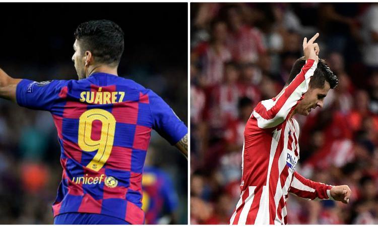 Higuain avvicina Suarez alla Juve, ma Morata vuole tornare...
