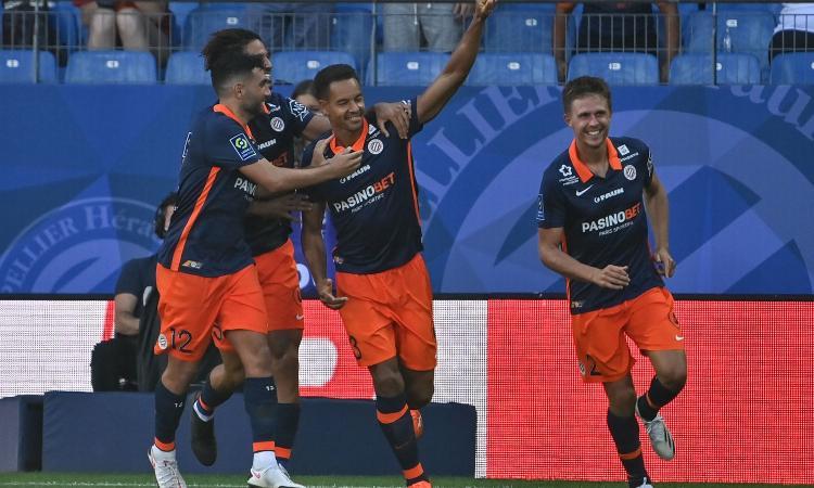 Ligue 1: Montpellier-Nizza 3-1, vince il St. Etienne