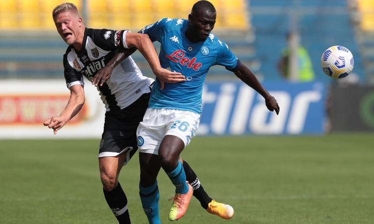 Convocati Parma: c'è Cornelius, un centrocampista out per infortunio