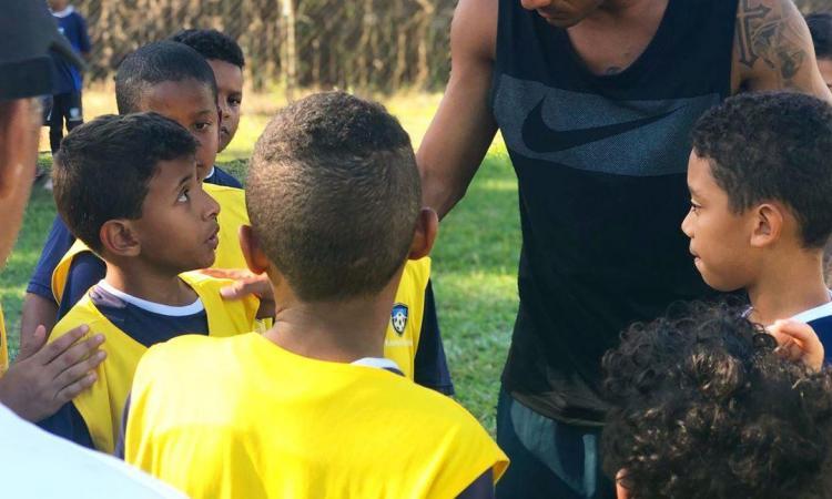 La storia di João, uno dei 200 ragazzi salvati dalla strada da Danilo