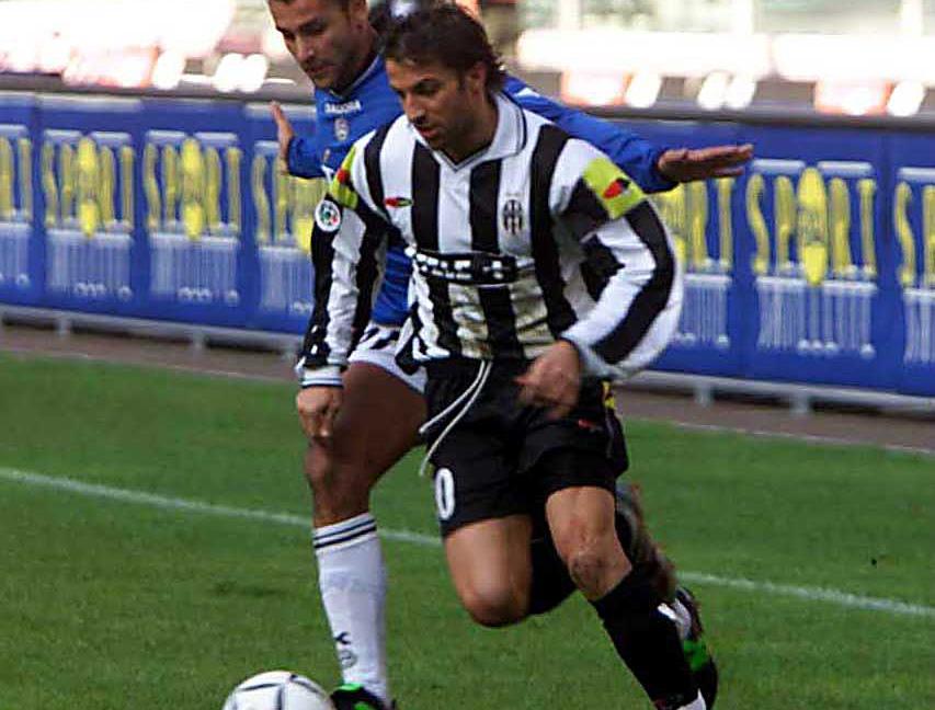 Del Piero, un predestinato